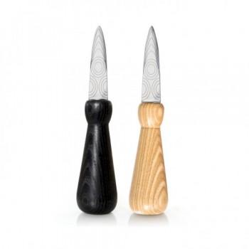 Couteau à huitre Fréhel, en bois, LIB EDITION